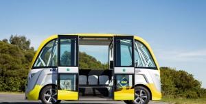 Sürücüsüz Otobüs Devri Başlıyor