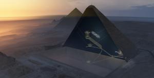 Giza Piramidi'nde Esrarengiz Keşif!