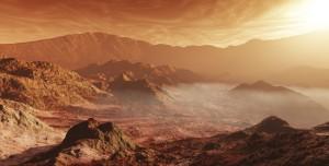 Mars'a Yolculuk Yapacak 2 Milyon İnsan Biletlerini Aldı