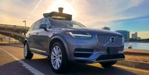 Uber, Volvo'dan 24 Bin Otonom Araç Satın Alacak