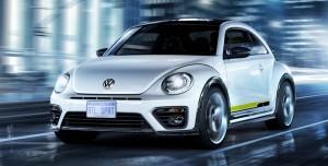Volkswagen'den Elektrikli Beetle Müjdesi