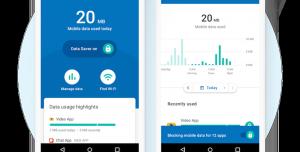 Google'dan Android'e Özel Mobil Veri Tasarrufu Uygulaması: Datally