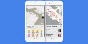 Apple'ın iOS 11 ile Sunduğu İç Mekan Haritaları 34 Havalimanında Açıldı