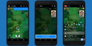 Facebook Messenger Oyunları Artık Canlı Yayınlanabilir