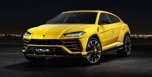 2019 Lamborghini Urus Tanıtıldı