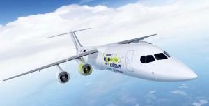 Airbus, Rolls-Royce ve Siemens Hibrit Uçak Üretimi İçin Çalışmalara Başladı