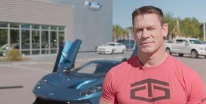 Ford GT'sini Kısa Sürede Sattığı İçin John Cena'ya Dava Açıldı