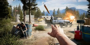 Far Cry 5'ten Direniş Videosu!
