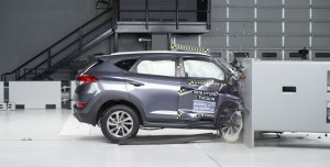2018'in En Güvenli Arabaları Belli Oldu