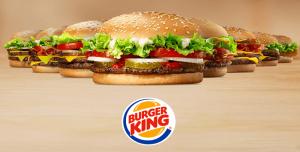 Artık Burger King'e Facebook Üzerinden Sipariş Verebilirsiniz