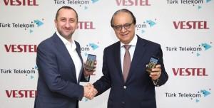 Türk Telekom ve Vestel'den Venus Anlaşması