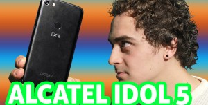 Alcatel Idol 5 İnceleme - Türkiye'de İlk!