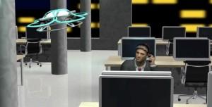Bekçi Dronelar Fazla Mesai Yapanları Uyaracak