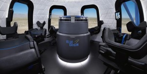 Blue Origin, Uzay Turizminde Kullanacağı Roketini Test Etti