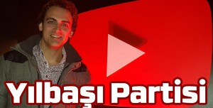 Halil Söyletmez'i Trolledik! - YouTube Yeni Yıl Partisi!
