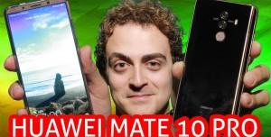 Huawei Mate 10 Pro İnceleme - Zekalı Telefon!