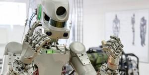 Rusya'nın İnsansı Robotu FEDOR, Kendi Kendine Öğrenecek
