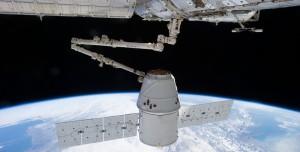 SpaceX'in Geri Dönüşümlü Dragon Kapsülü, Kargo Görevini Tamamladı