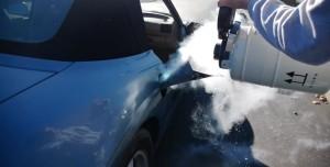 Arabaya Benzin Yerine Sıvı Nitrojen Koyarsanız Ne Olur?