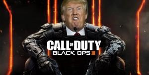 Donald Trump, Call of Duty'deki Uçakları Satmaya Başladı