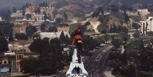 GTA 5'ten Mükemmel Atlayışlar