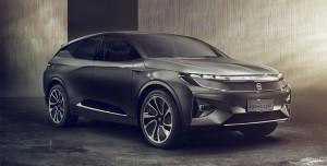 Byton'un Elektrikli SUV'u CES'de Sergilendi