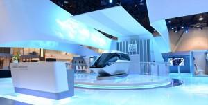 CES 2018'de Elektrikli Uçan Taksi Tanıtıldı