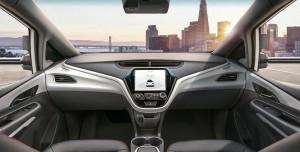GM ve Cruise, Tamamen Sürücüsüz Otomobillerini Tanıttı