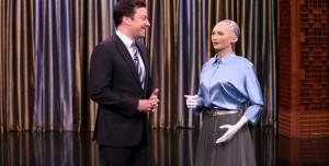 Ünlü Robot Sophia'nın Artık Bedeni Var
