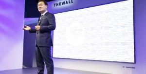 146 inç MikroLED ve Modüler: Samsung The Wall İle Tanışın