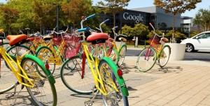 Google'ın Renkli Bisikletleri Birer Birer Kayboluyor