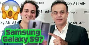 Samsung Galaxy S9 Ortalığı Karıştıracak! - Galaxy A8 2018 Lansmanında Bombalar!