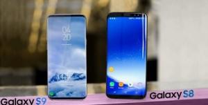 Samsung Galaxy S8 ve Samsung Galaxy S9 Karşılaştırması