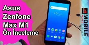 Asus Zenfone Max Plus (M1) Ön inceleme - Pile Telefon Bağlamışlar!