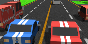 Double Traffic Race