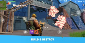 Fortnite Battle Royale - Mobile