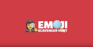 Google Emoji Scavenger Hunt