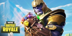 Marvel'in Thanos'u Fortnite'a Geldi
