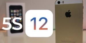 iOS 12 Hız Testi (iPhone 5S)