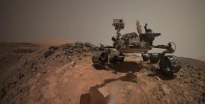 NASA Mars'ta Organik Madde Buldu!
