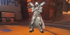 Blizzard ve Nerf Anlaştı, İşte Overwatch Reaper Silahı