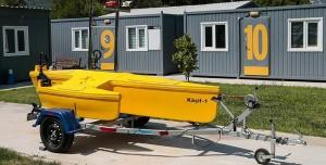 İzmirli Girişimci İnsansız Deniz Aracı Geliştirdi