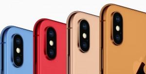 Yeni iPhone'lar Rengarenk Gelecek!