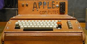 Dünyanın En Büyük Şirketlerinin (Apple, Intel ve Diğerleri) İlk Ürünleri