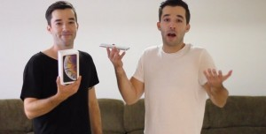 iPhone XS Max Face ID'si de Fos Çıktı! (İkizler Testi)