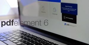 PDFelement 6 Pro: Profesyonel PDF Düzenleme Programı (Sınırlı Süreliğine %40 İndirim)