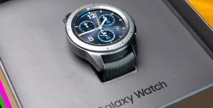 Samsung Galaxy Watch Türkiye'de Satışa Çıktı