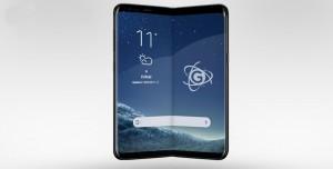 Katlanabilir Ekranlı Samsung Galaxy X'in Tanıtım Tarihi Kesinleşti