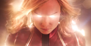 Merakla Beklenen Captain Marvel Fragmanı Yayınlandı!