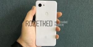 Google Pixel 3 Lite Özellikleri ve Tasarımı Belli Oldu